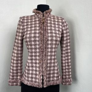 St. John Collection by Marie Gray Tweed Blazer